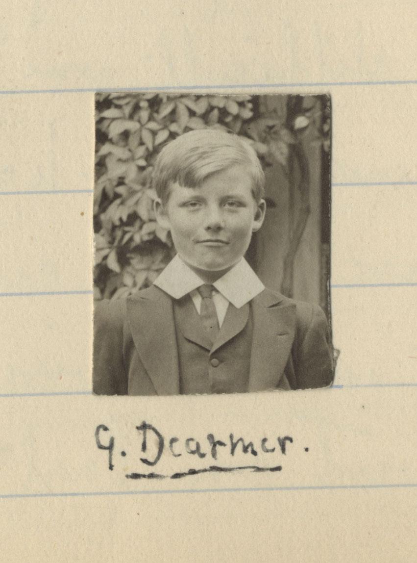 Photograph of Dearmer