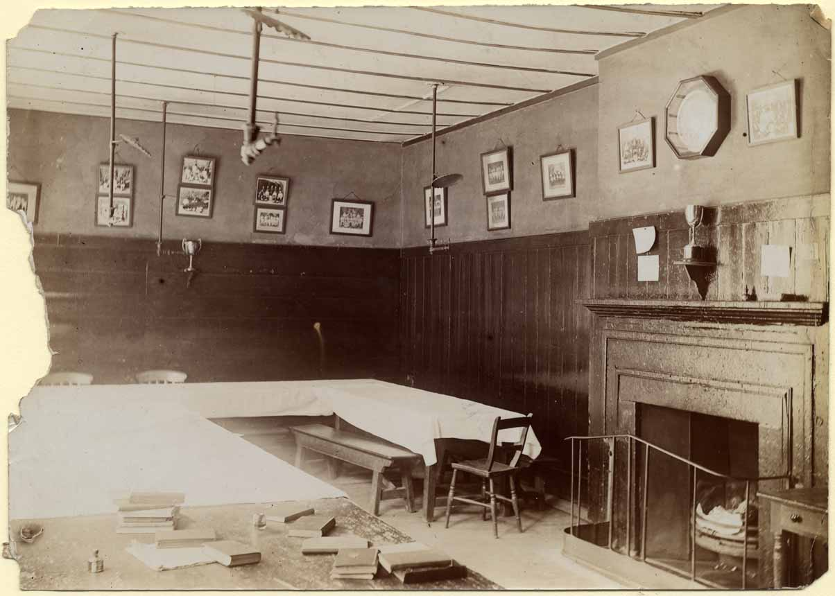 Photograph of Grant's Dining Room