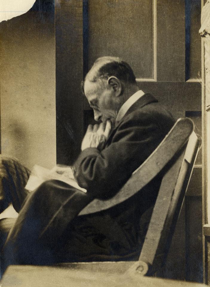 Photograph of John Sargeaunt